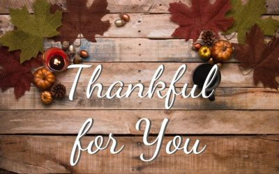 Happy Thanksgiving 2019 from M. Sexton, CPA PC to you and yours