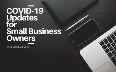 COVID-19 Updates For Buxmont Business Owners